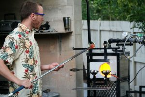 A52 Introduction to Hot Glass