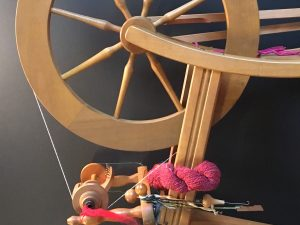 Beginning Wheel Spinning