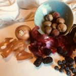 Recipes from Nature: Seasonal Produce presented by Textiles West at TWIL at the Manitou Art Center, Manitou Springs CO