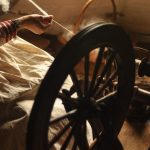 Intro to Spinning presented by Textiles West at TWIL at the Manitou Art Center, Manitou Springs CO