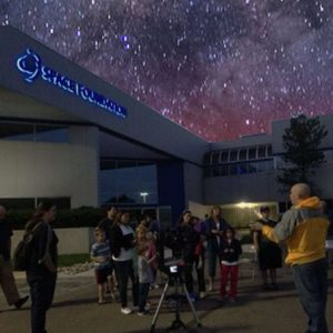 Family Star Party: Wherever the Weather Goes