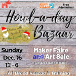 All Breed Rescue & Training's Howl-a-day Bazaar