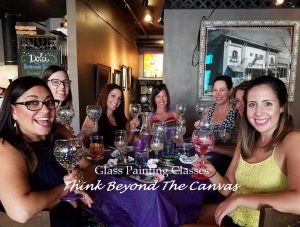 Beer Glass Painting Class presented by Beer Glass Painting Class at Brewer's Republic, Colorado Springs CO