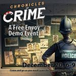 Chronicles of Crime Envoy Demo