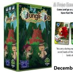 Jungli-la Envoy Demo presented by Petrie's Family Games at Petrie's Family Games, Colorado Springs Colorado