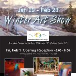 Palmer Lake Art Group Winter Fine Art Show