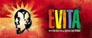 'Evita' presented by 'Evita' at Pikes Peak Center for the Performing Arts, Colorado Springs CO