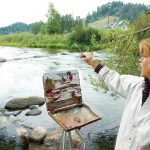 Engaging the Senses Through Nature and Art