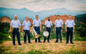 United States Air Force Academy Band's Stellar Brass in Concert