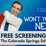 Screening of 'Won't You Be My Neighbor?' presented by  at The Colorado Springs School's Historic Trianon, Colorado Springs CO