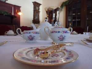 Holiday Orchard House Teas & Tours presented by Rock Ledge Ranch Historic Site at Rock Ledge Ranch Historic Site, Colorado Springs CO