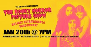 The Rocky Horror Picture Show Holiday Extravaganza