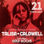 Talisa Caldwell in Concert presented by  at The Gold Room, Colorado Springs CO