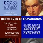 Beethoven Extravaganza presented by  at ,