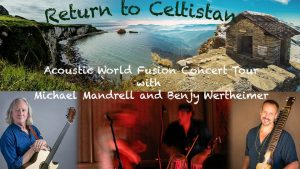 Return to Celtistan - An Evening of Acoustic World...