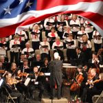 A Patriotic Celebration Concert presented by First United Methodist Church at First United Methodist Church, Colorado Springs CO
