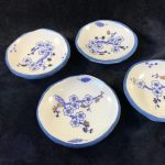 Contemporary Blue and White Ceramics