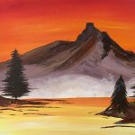 Intro to Acrylic Landscapes presented by Cottonwood Center for the Arts at Cottonwood Center for the Arts, Colorado Springs CO