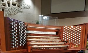 Organ Concert by Colin Howland presented by Peak Radar Live: Fakes and Forgeries Art Show & Sale at Village Seven Presbyterian Church, Colorado Springs CO