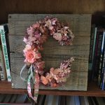 Faux Floral Initial Class presented by Who Gives a SCRAP at ,
