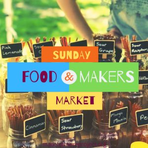 Sunday Food & Makers Market