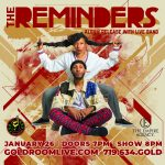 The Reminders Album Release with Live Band
