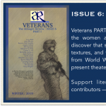 The Almagre Review: Live Reading for Issue 6 (VETERANS)