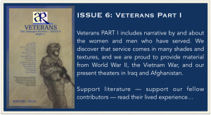 The Almagre Review: Live Reading for Issue 6 (VETERANS) presented by Almagre Review/La Revista Almagre at PPLD - Penrose Library, Colorado Springs CO