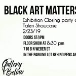 BAMExhibition Closing Party