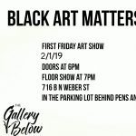 First Friday Art Show: Black Art Matters presented by  at The Gallery Below, Colorado Springs CO