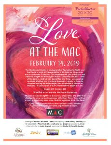Love at the MAC, Powered by PechaKucha