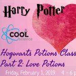 Hogwarts Potions Class: Love Potions