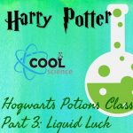 Hogwarts Potions Class: Liquid Luck with Cool Science