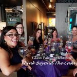 Wine Glass Painting Class presented by  at ,