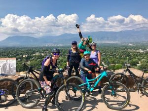 Women's Mountain Bike Ride