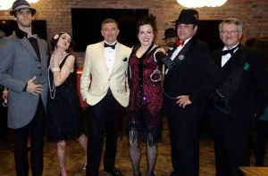 Murder Speaks Easy - 1920s Murder Mystery Dinner & Show