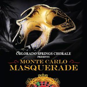 Monte Carlo Masquerade Gala
