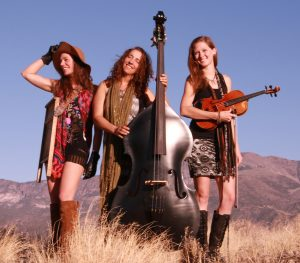 The Sweet Lillies presented by Black Rose Acoustic Society at Black Forest Community Center, Colorado Springs CO