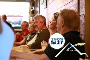 Writer's Night presented by Pikes Peak Writers at ,
