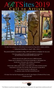 Call to Artists: Tri-lakes Views Outdoor Sculpture...