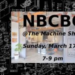 NBCBC at The Machine Shop presented by Non Book Club Book Club at The Machine Shop, Colorado Springs CO