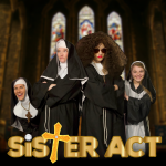 Sister Act the Musical presented by First Company at First Company Theater, Colorado Springs CO