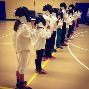 Learn to Fence Camp