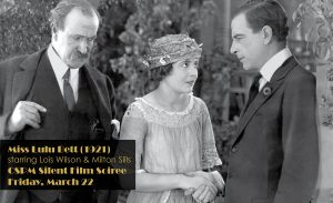 Silent Film Soiree: Movie & Roaring 20's Costume Party