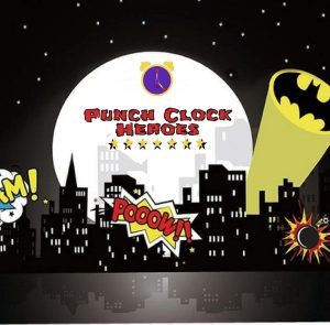Punch Clock Heroes presented by KCOS Digital Media at The Gold Room, Colorado Springs CO