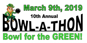 10th Annual SKSF Bowl for the Green Bowl-a-thon