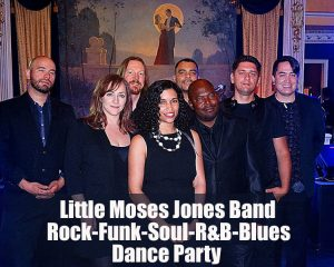 Little Moses Jones: 10 Year Anniversary Tour