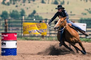 Top of the World Rodeo presented by City of Cripple Creek at ,