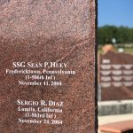 Pikes Peak Memorial Wall Dedication