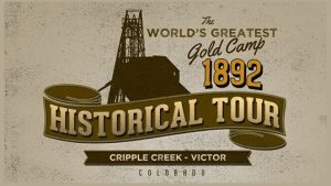 World's Greatest Gold Camp Historical Trolley Tour...
